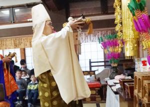 日蓮聖人お会式・大黒祭